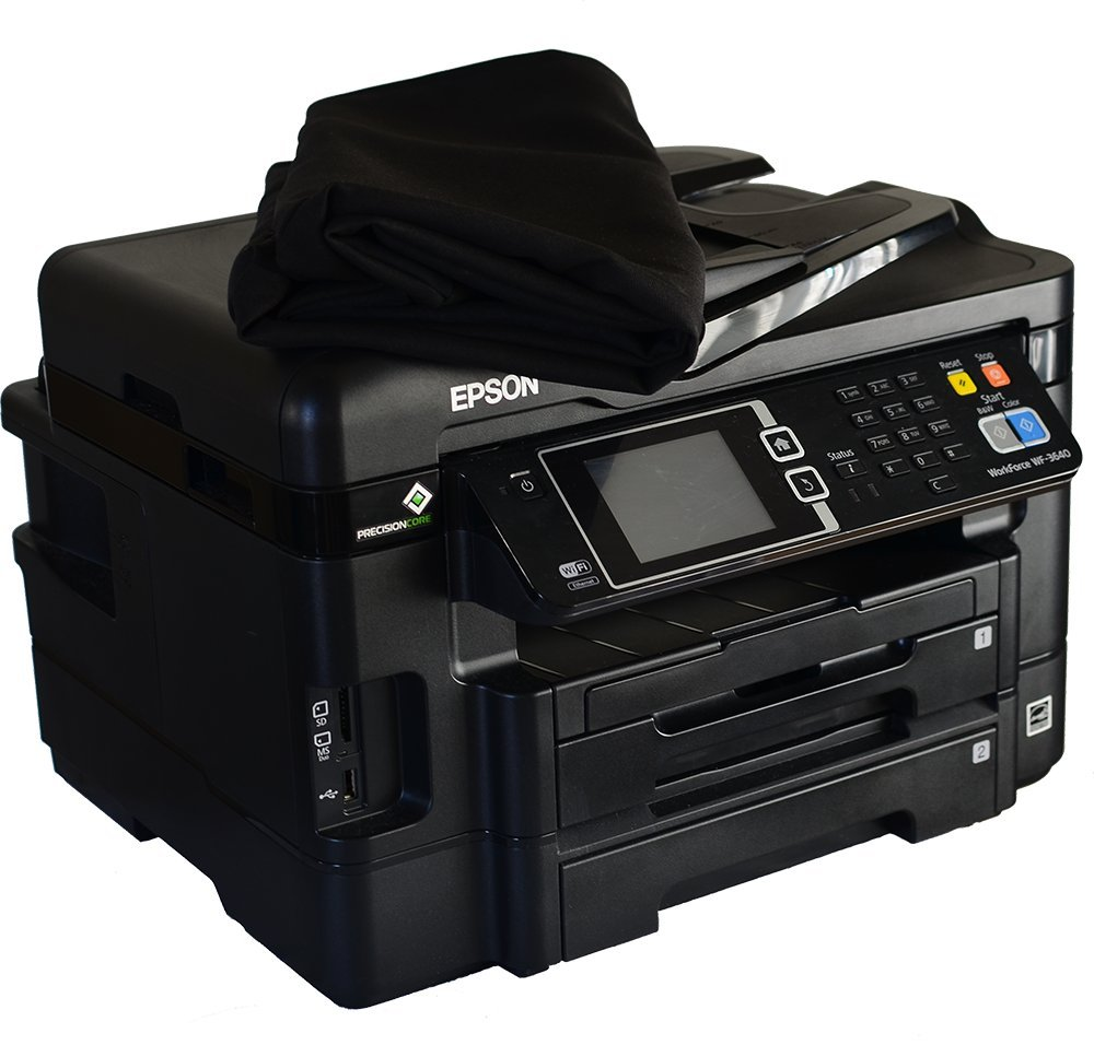 DCFY Printer Dust Covers for Brother MFC L2707DW | Synthetic Leather