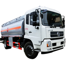 Kingrun 4x4 Fuel  Tank Truck