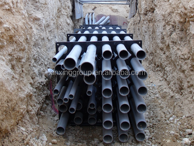 Cable Support Block Pipe Support Block Hdpe Tube Spacers