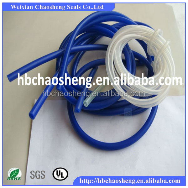 Stretch rubber hose