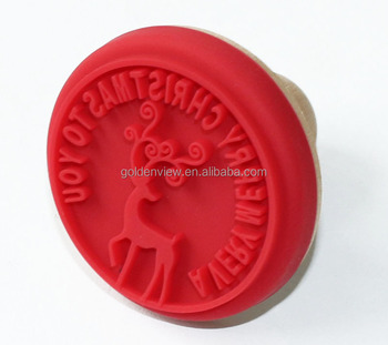 Christmas Series A Very Merry Christmas To You Elk Deer Silicone ...