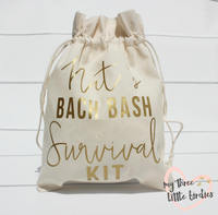 Organic Natural Cotton Muslin Drawstring Bag For Leaf Tea Sachet
