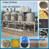 341 Automatic mini oil refinery for cooking oil from China 0086 15093305912