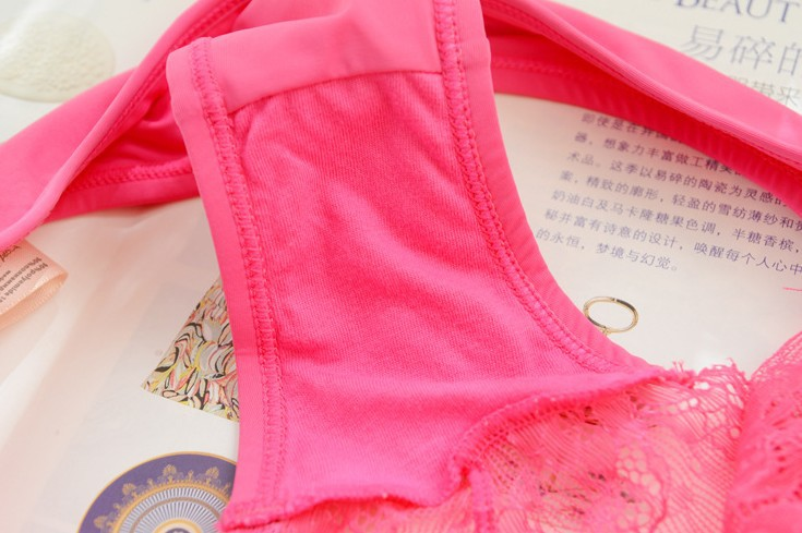 We Have Stcoks For Ladies Sexy Lingerie Underwear Lace Back Briefs Panties SIze XS-M Top Quality 300pcs/Lot Free Shipping