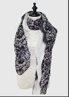 fashion young tube scarf