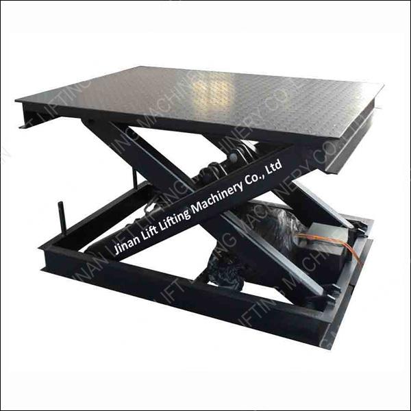 Hydraulic Mini Lift Table Small Scissor Lift Mechanism