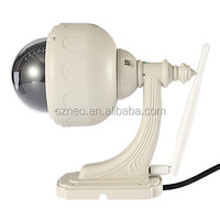 Infrared technology wireless outdoor telecamera ip built in ir cut night vision infrared cctv security camera system