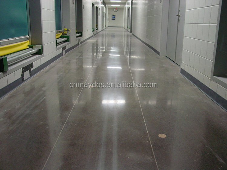 Maydos Liquid Resin Concrete Floor Hardener for Workshop