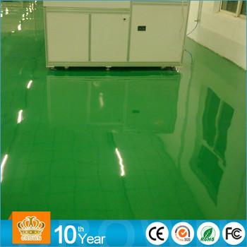 Crown Paint Epoxy Floor Coating,Liquid Self Leveling Epoxy Hardener,High  Quality And Best Price - Buy Water Based Epoxy Floor Coating,Water Based