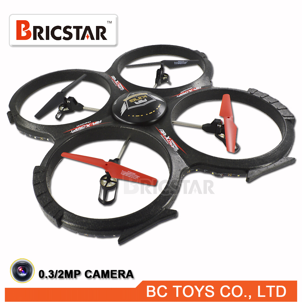 high quality epo 24g 4ch large quadcopter frame professional with 6 axis gyro