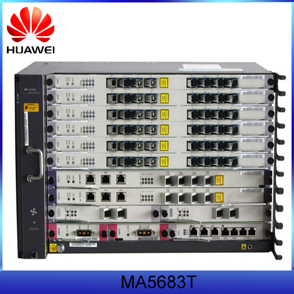 Search For Flights Original Hua Wei 19 Inch Ma5683t Olt Opitcal Line Terminal Olt Device With Uplink Gicg X2cs*2 Prte*2 Scun*2 Board Epon Gpon Olt Fiber Optic Equipments