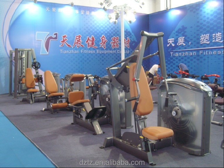 assisted dip machine for legs