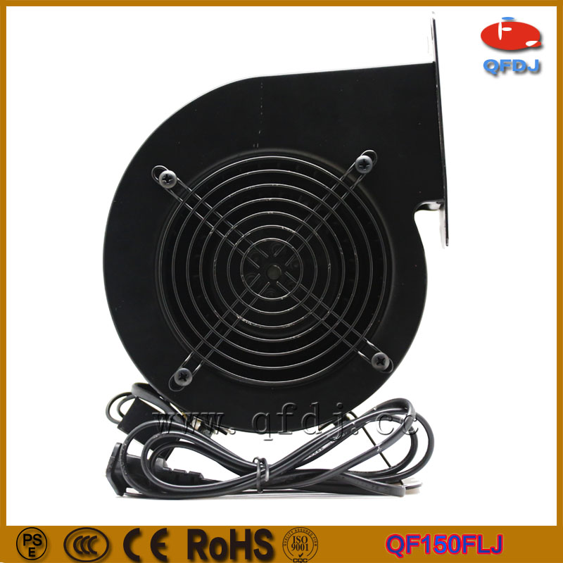 qifang 130FLJ micro dc centrifugal blowers micro 110v centrifugal blower small centrifugal blower