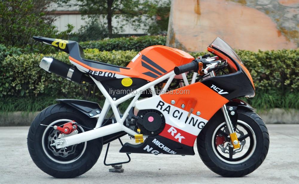 Yamaha Moto   Pull Start