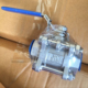 Hot selling stainless steel 3 pcs 2 inch stainless steel 316 ball valve