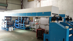 Economic Adhesive BOPP Tape Coating Machine