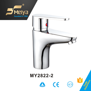 Lavatory Brushed Nickel Waterfall Faucet