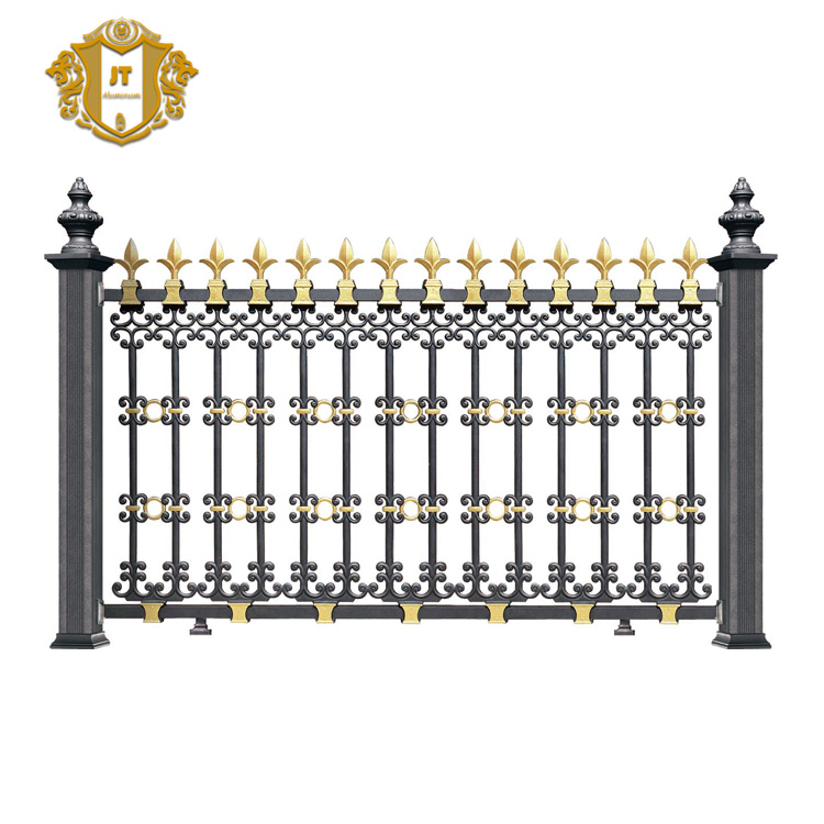 Horizontal Aluminum Fence, Horizontal Aluminum Fence Suppliers and ...