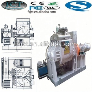 high quality and multi functional kneader making machine used for silicone rubber for spin casting NHZ-500L