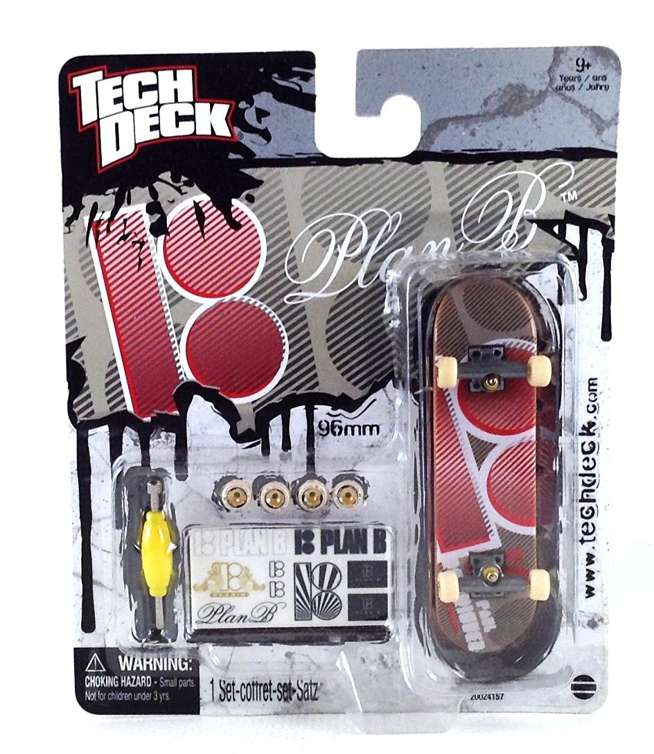 c1b6313c1bcf7 Buy Tech Deck Plan B Paul Rodriguez Red 20024157 in Cheap Price on ...