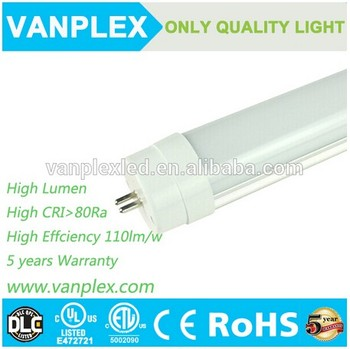 1200mm 18w T8 Led Tube With G5 Cap Replacing T5 Compact ...