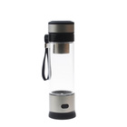 2019ZHUOYU stainless steel bottle portable filter hydrogen water generator with rope