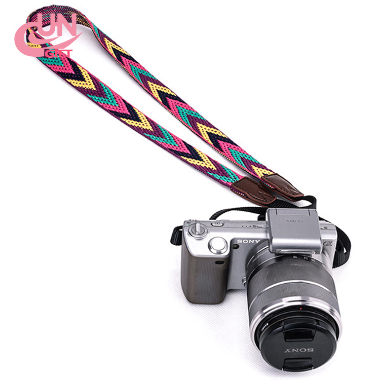Single Camera Rope Wrist Strap Rope factory direct cheap price with free sample
