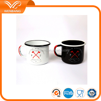 Wholesale Ceramic Travel Coffee Mugs Custom Printed Tea