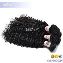 Wonderful Distributor Hair Wholesale Natural Color Indian Remy Hair Weave For African American