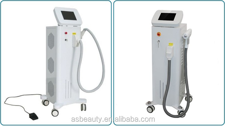 1064nm 532nm q switched nd yag laser pigmentation removal machine