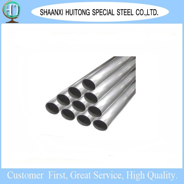 sus aisi 202 316 312 304 empaistic stainless steel pipe
