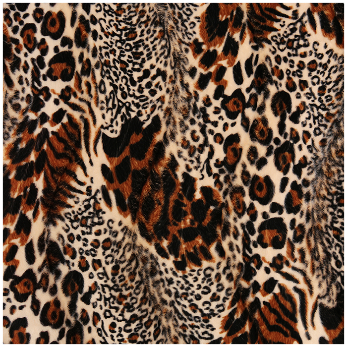 Faux Fur cushion cover upholstery fabric