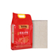 5kg plastic rice with handle paper kraft custom logo shopping bag