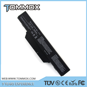 14.4V 4400mAh AKKU Replacement Laptop Battery for HP 6720S 6730S 6735S 550 610 HSTNN-IB52 HSTNN-XB52