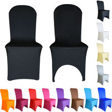 High Quality Spandex Chair cover wedding decoration many colors
