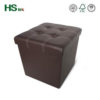 Contemporáneo Puf Con Muebles De Almacenamiento Patrón - Muebles ...