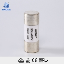 Solar PV protection usage DC cartridge cylinder fuse