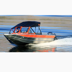 Stable Quality Fishing Boats Jet Drive Boats Motor Boats for Sale