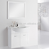 Top end quality white glossy wall hung bathroom cabinet bathroom vanities bathroom furniture