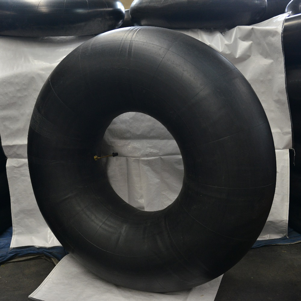 China qingdao zihai manufacturer 26.5-25 OTR inner tube hot sell