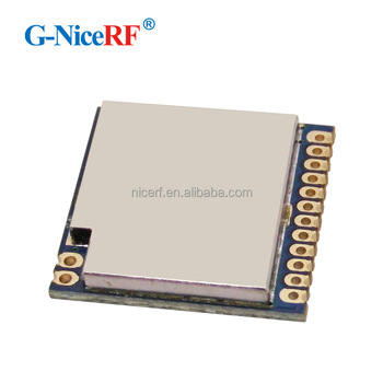G-NiceRF RF4432PRO - 1.4km FSK/GFSK Si4432 chip anti-interference 868MHz transmitter and receiver module
