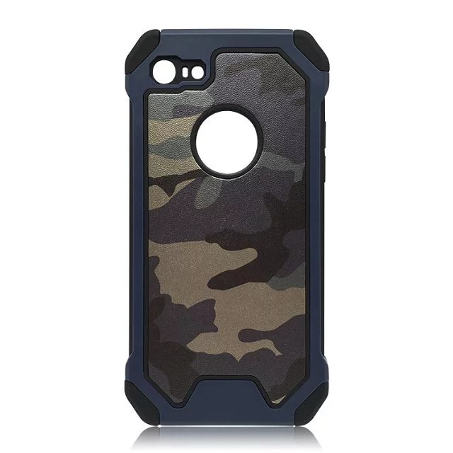 Army Hybrid Camouflage Hard PC Mobile Phone Case For Samsung galaxy S6 S7 edge S8 S9 Plus Note 8 Note 9