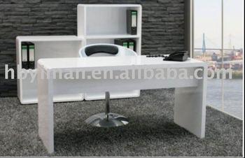 high gloss office furniture. Computer Desk Table High Gloss Office Furniture A
