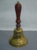 Brass Captain Bells, Brass Hand Bells