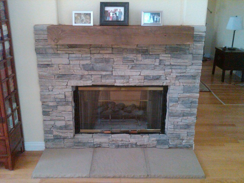 fireplace hearth slab
