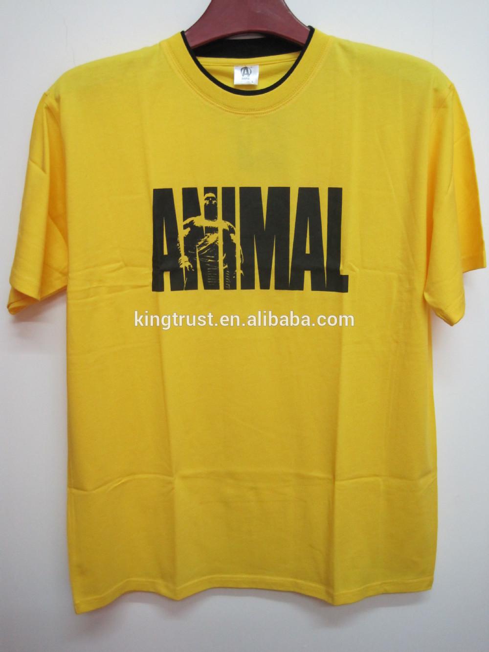 2016 Mens T Shirtnew 100 Cotton Wholesale T Shirt Designfront Or