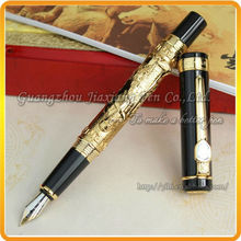 JHR-M473 Jinhao high quality metal gold fountain pen