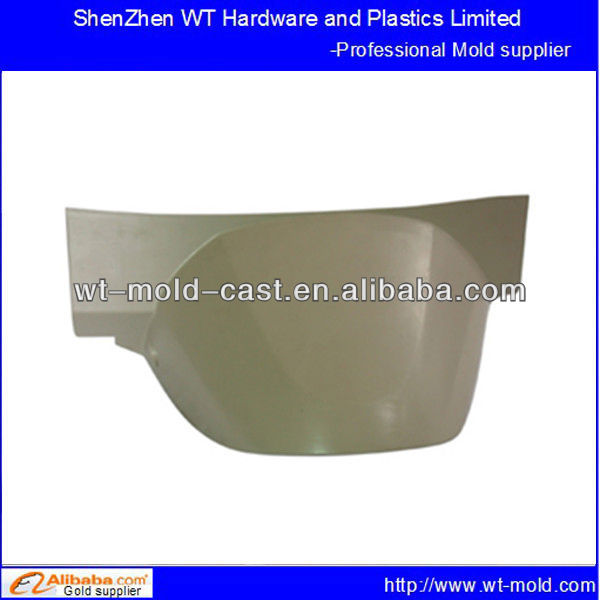 custom Sun visor parts injection mould for cars