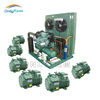 Freezer Condensing Units R410a , Open Type Compressor Condensing Unit