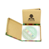 Factory wholesale cheap cd set brown box packaging